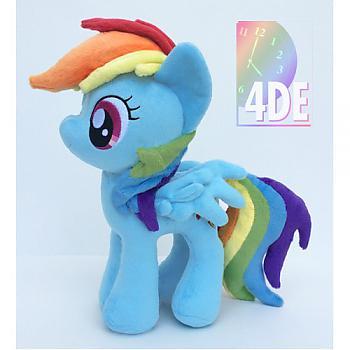 My Little Pony 11'' Plush - Rainbow Dash