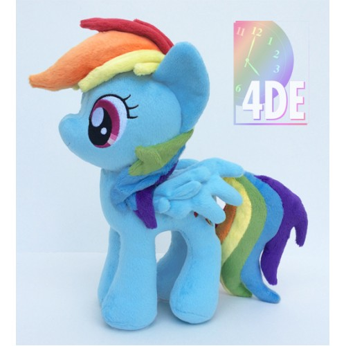 My Little Pony 11 Plush Rainbow Dash At Archoniaus