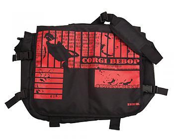 Cowboy Bebop Messenger Bag - Corgi Bebop