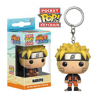 Naruto Shippuden Pocket POP! Key Chain - Naruto