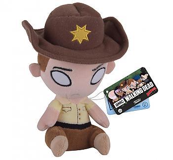 Walking Dead Mopeez Plush - Rick Grimes
