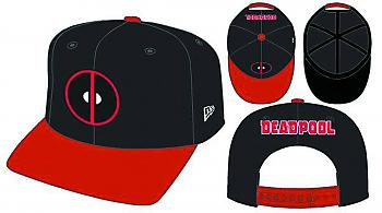 Deadpool Cap - Icon PX Sub 9Fifty Snap Back