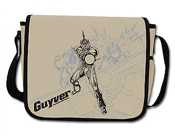 Guyver Messenger Bag - Gravity Orb