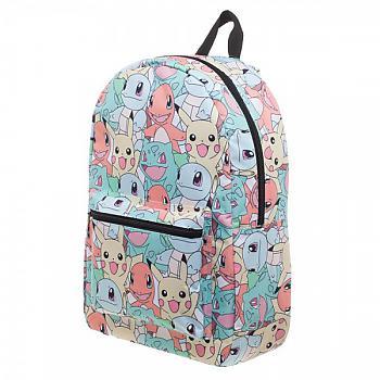 Pokemon Backpack - Starter Pastel