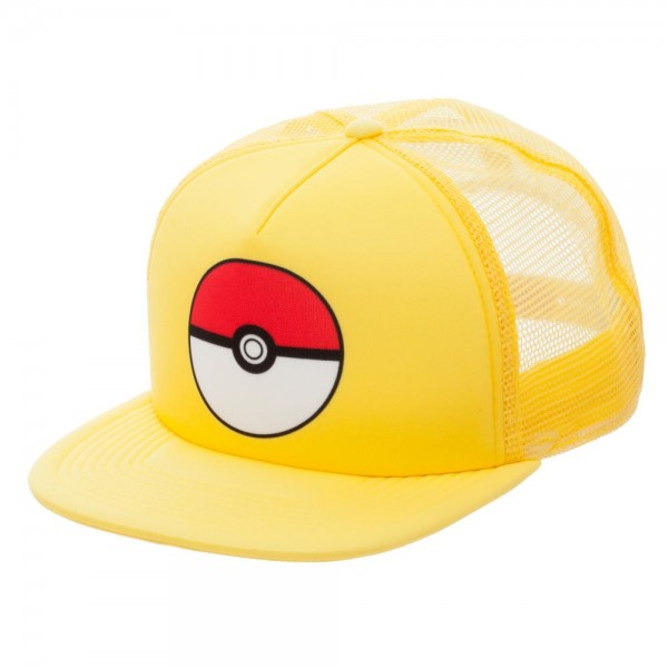 Pokemon Cap - Pokeball Blue Trucker (Team Instinct)  Archonia US d0501b7f7cde