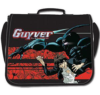 Guyver Messenger Bag - Guyver / Sho Fighting Stance