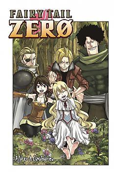 Fairy Tail Zero Manga