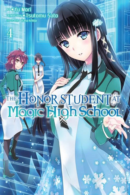 The Honor Student At Magic High School Manga Vol 4 -6285