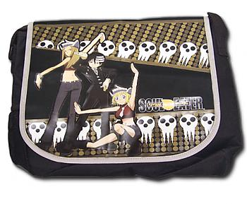 Soul Eater Messenger Bag - Kid Patti Liz