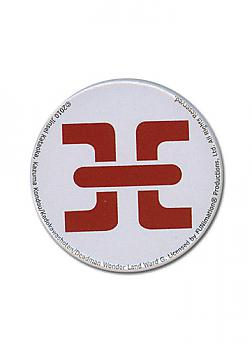 Deadman Wonderland 1.25'' Button - Prison Logo