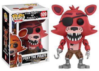 Five Nights At Freddy's POP! Vinyl Figure - Foxy The Pirate