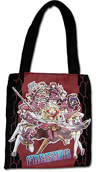 Freezing Tote Bag - Girls