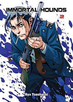 Immortal Hounds Manga Vol.   2
