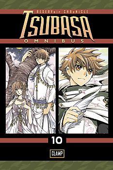 Tsubasa Omnibus Manga Vol.  10