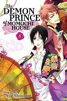 Demon Prince of Momochi House Manga Vol.   6