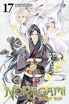 Noragami Stray God Manga Vol.  17