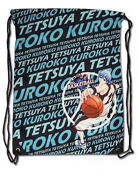 Kuroko's Basketball Drawstring Backpack - Kuroko