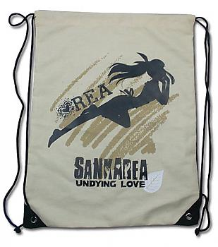 Sankarea Drawstring Backpack - Rea