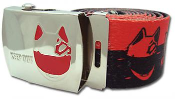 Durarara!! Belt - Celty Helmet