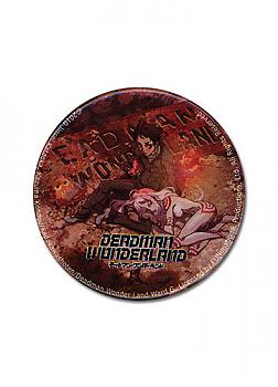 Deadman Wonderland 1.25'' Button - Shiro & Ganta Prison