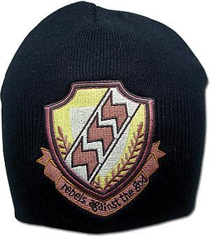 Angel Beats! Beanie - SSS Emblem