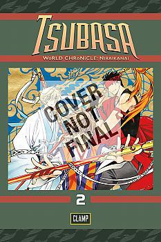Tsubasa: WoRLD CHRoNiCLE Manga Vol.   4