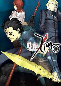 Fate/Zero Manga Vol.   4