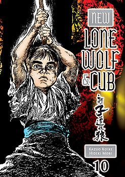 New Lone Wolf & Cub Manga Vol.  10
