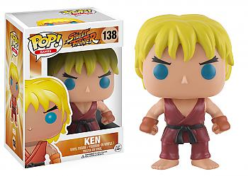 Street Fighter V POP! Vinyl Figure - Ken