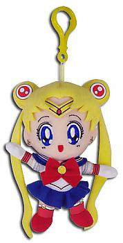 Sailor Moon Plush Key Chain - Sailor Moon