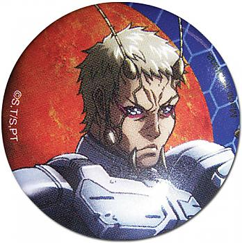 Terra Formars Button - Tin