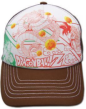 Dragon Ball Z Cap - Manga Trucker