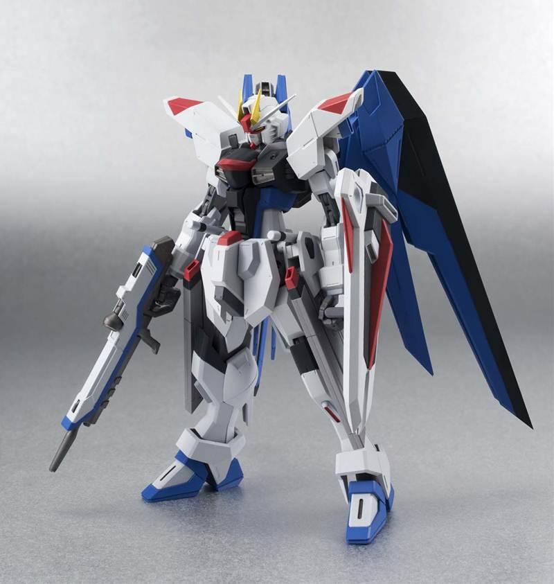 Gundam Seed Action Figure - Freedom Gundam Robot Spirits ...