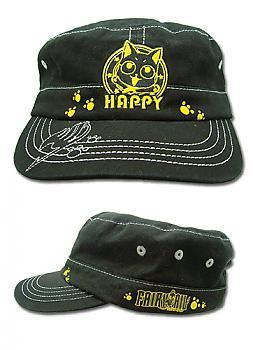 Fairy Tail Cap - Happy Yellow Cadet