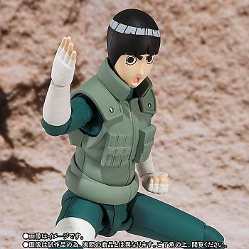 Naruto Shippuden S.H. Figuarts Action Figure - Rock Lee