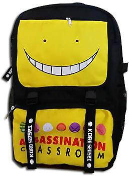 Assassination Classroom Backpack - Koro Sensei