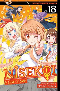 Nisekoi: False Love Manga Vol.  18