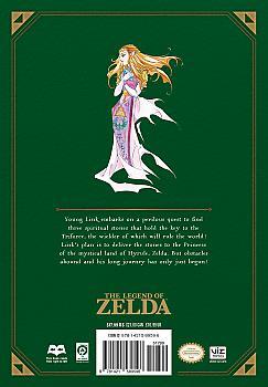 Zelda Legendary Edition Manga Vol.  1 (Ocarina of Time Parts 1 & 2)