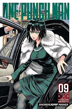 One-Punch Man Manga Vol.   9