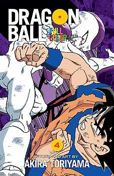 Dragon Ball Full Color Freeza Arc Manga Vol.   4