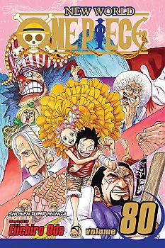 One Piece Manga Vol.  80