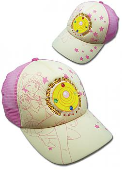 Sailor Moon Cap - In the Name of the Moon