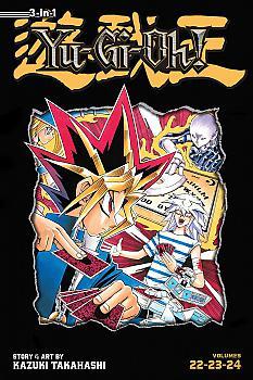 Yu-Gi-Oh! Omnibus Manga Vol. 7 (Vol. 22,23,24)