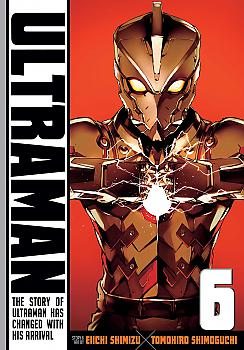Ultraman Manga Vol.   6