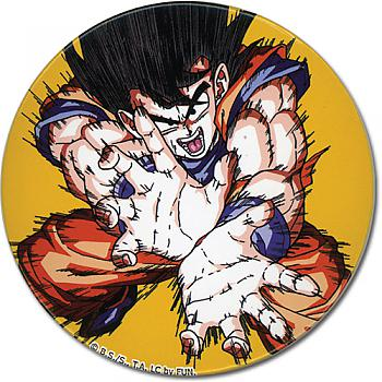Dragon Ball Z 3'' Button - Goku Blast