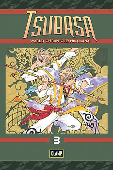 Tsubasa: WoRLD CHRoNiCLE Manga Vol.   3
