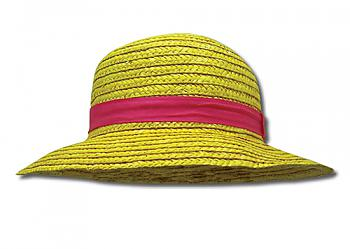 One Piece Hat - Luffy Straw Cosplay