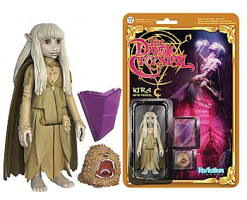 Dark Crystal ReAction 3 3/4'' Retro Action Figure - Kira & Fizzgig