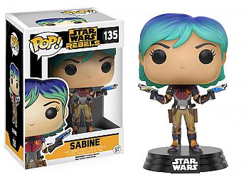 Star Wars Rebels POP! Vinyl Figure - Sabine