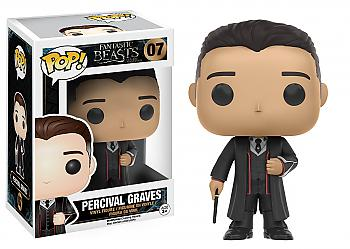 Fantastic Beasts POP! Vinyl Figure - Percival Graves